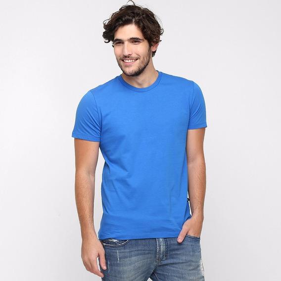 Kit 4 Camisetas Masculina + 4 Baby Look Feminina Básica