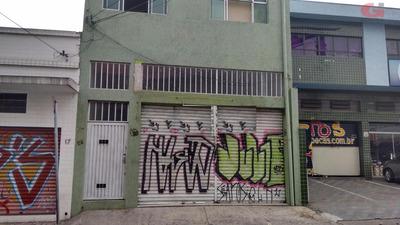 Prédio À Venda, 120 M² Por R$ 600.000 - Vila Assunção - Santo André/sp - Pr0470