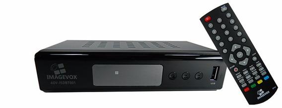 Conversor Receptor De Tv Digital Hdtv - Imagevox Hdmi Usado