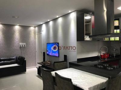 Apartamento Residencial Para Locação, Vila Augusta, Guarulhos. - Ap2012