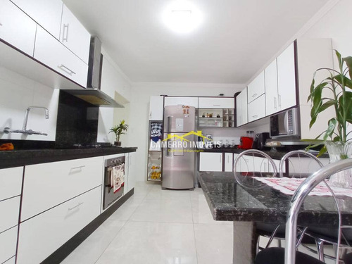 Casa Com 2 Dormitórios À Venda Por R$ 375.000 - Vila Mollon Iv - Santa Bárbara D'oeste/sp - Ca2705