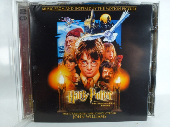 Harry Potter Philosopher Stone Williams Audio Cd Caballito