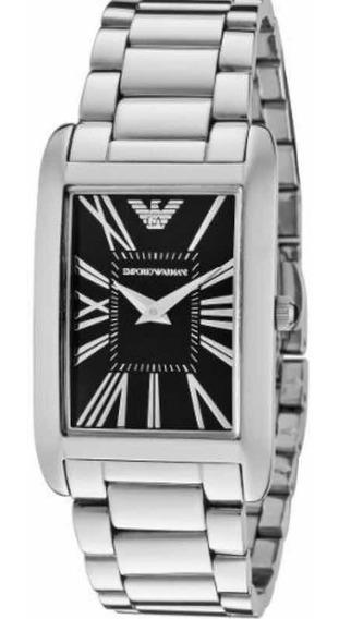 Relógio Empório Armani Slim Ar0156 Original
