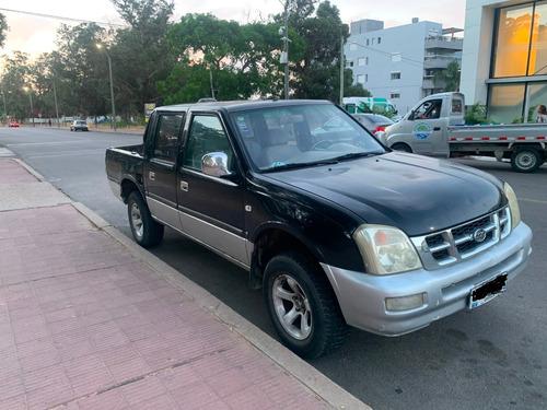 Camioneta Pick-up Doble Cabina Xinkai