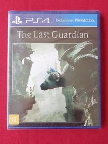 Jogo The Last Guardian Para Playstation 4 Lacrado