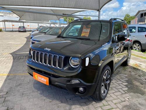 Imagem 1 de 7 de Jeep Renegade 1.8 16v Flex Longitude 4p Automático
