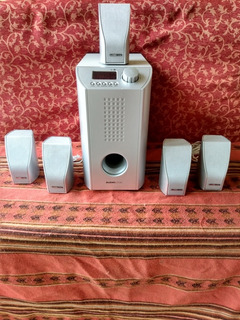 Home Theater Audiologic 5.1