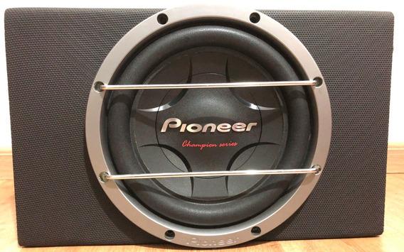 Caixa Subwoofer 12 Pol Pioneer Ts-w307d4 400w + Módulo +cabo