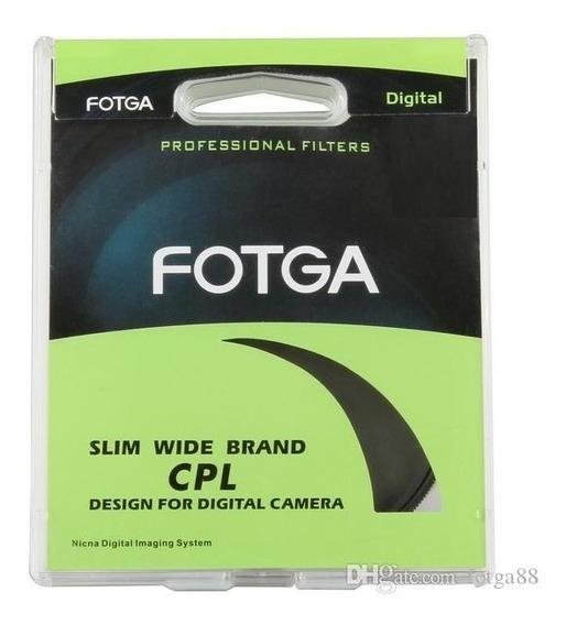 Filtro Fotga Cpl 49mm Polarizado P/ Canon 50mm 1:1.8 Stm Ø49