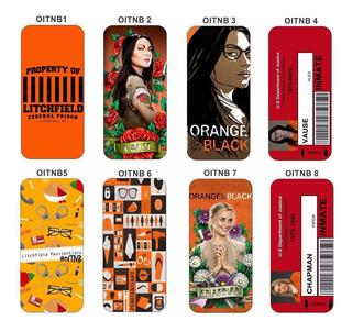 Capa Capinha Case Orange Is The New Black Moto C Plus