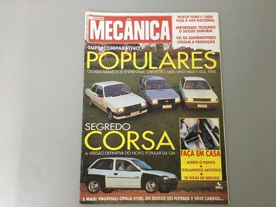Revista Oficina Mecânica N.o 84 - Agosto 1993