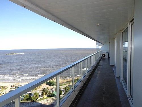 Alquiler Apartamento Penthouse 3 Dormitorios Malvín Rambla