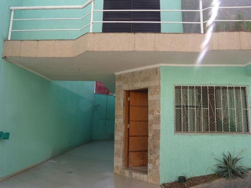 Sobrado À Venda, 100 M² Por R$ 380.000,00 - Vila Formosa (zona Leste) - São Paulo/sp - So2853