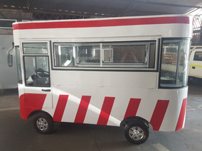 Food Truck Electrico ! Unicos!!!