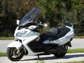 2013 Suzuki Burgman 650 Abs
