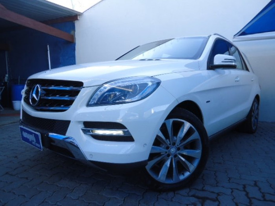 Classe Ml 3.5 Blueefficiency Sport 4x4 V6 Gasolina 4p Aut...