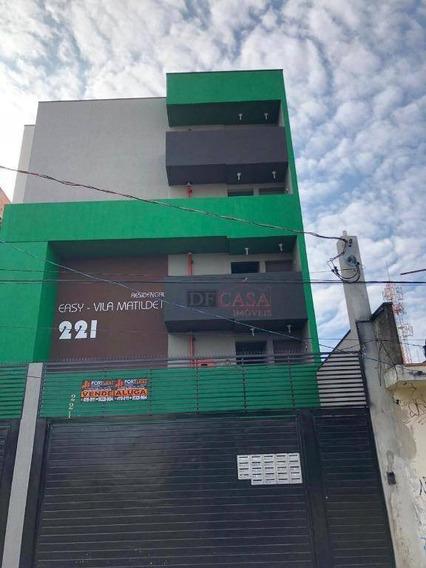 Apartamento Residencial À Venda, Jardim Maringá, São Paulo. - Ap3488