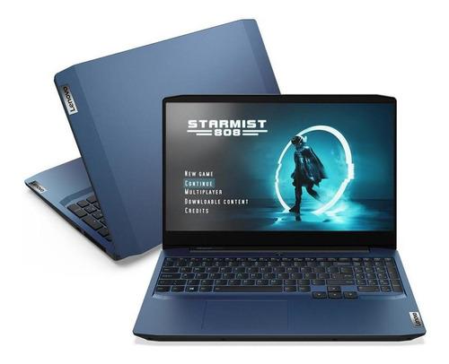Imagem 1 de 5 de Notebook Ideapad Gaming 3i I7 8gb 512gb Ssd Gtx1650 Linux