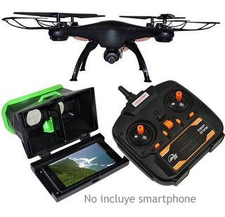 Drone Con Camara Y Control Wifi
