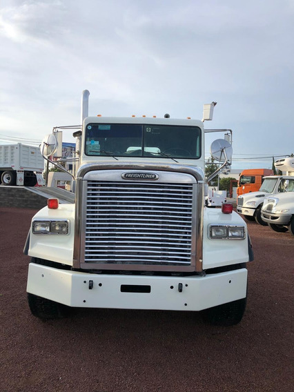 Freightliner Fld120 Modelo 2005 Chasis Cabina Torton 6x4