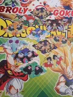 Hitokus Yokos Hitazos Taps Tazos Dragon Ball Chipy Bona Wint