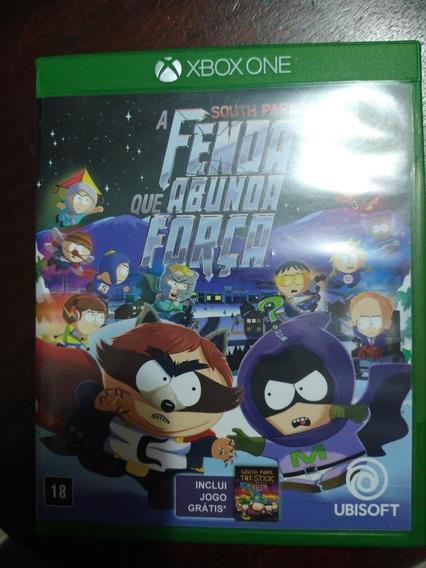 Jogo Mídia Física South Park A Fenda Que Abunda Força One