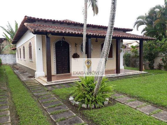 Casa Terreno Inteiro (linear Independente), Centro, Rio Das Ostras. - Ca0202