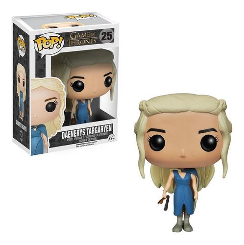 Figura Funko Pop Games Of Thrones - Daenerys C/ Vestido 25