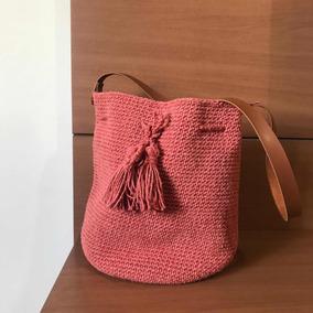 Bolsa De Crochê- Bag Crochê