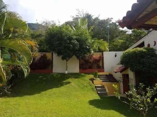 Espectacular Casa Amueblada En Ixtapa Zihuatanejo
