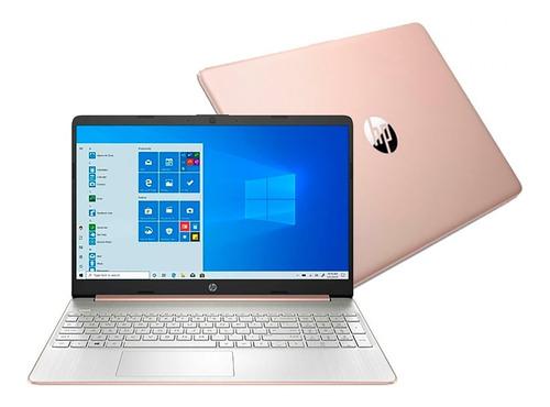 Imagen 1 de 4 de Notebook Hp Diseño Arquitectura 15  Ssd256  Videoradeon Rosa