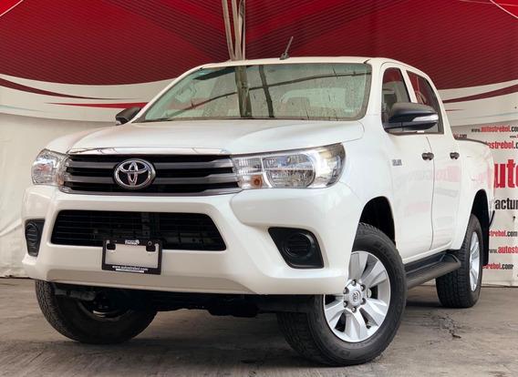 Toyota Hilux 2017 4 Puertas