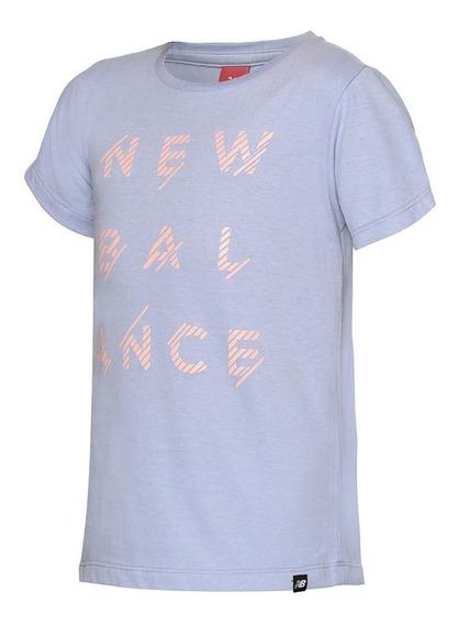 Remera New Balance Sportstyle Kids Rcmdr