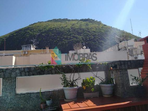 Cobertura Em Copacabana Silenciosa Com Piscina, Churrasqueira, Vista Montanhas E 2 Vagas De Garagem !! - Cpco20039