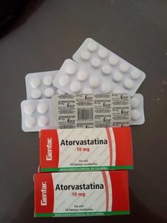 Libro Atorvastatina 10 Mg