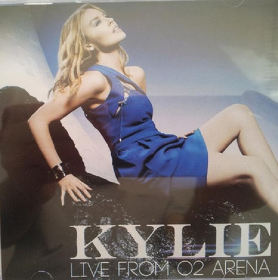 Kylie Minogue Live From O2 Arena - Cd Pop