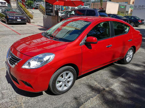 Nissan Versa 1.6 Advance At 2012