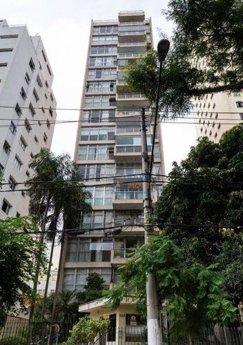 Imagem 1 de 30 de Apartamento Com 3 Dormitórios À Venda, 153 M² Por R$ 1.670.000,00 - Higienópolis - São Paulo/sp - Ap64115