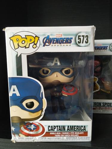 Funko Captain America Avengers Endgame #573