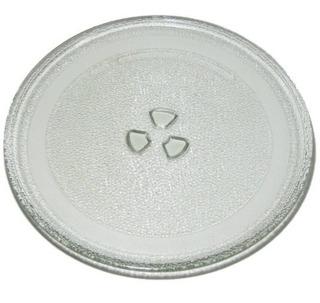 Plato De Microondas Con Trébol 24,5 Cm De Diámetro