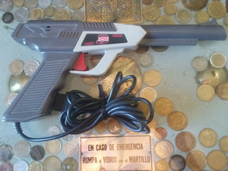 Pistola Láser Para Sega Master System, Funcionando.