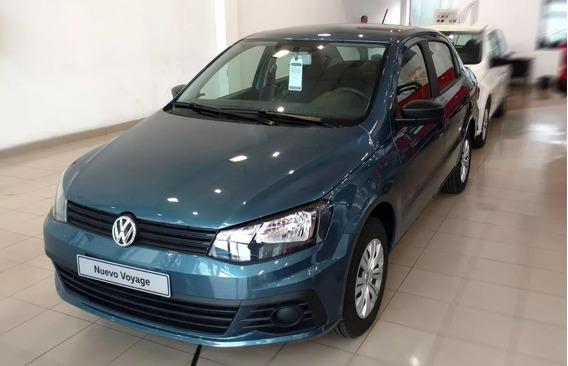 Vw 0km Volkswagen Voyage 1.6 101cv Trendline 2020 A