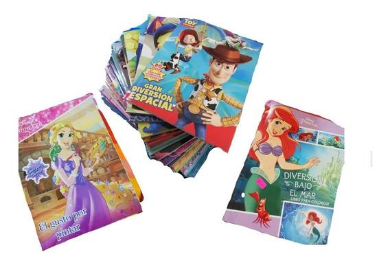 50 Libros Para Colorear Para Niño Niña Mayoreo Surtido 16pág