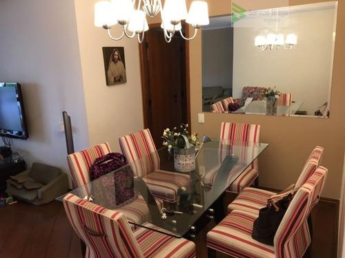 Apartamento Padrão Para Venda Em Lapa São Paulo-sp - 338