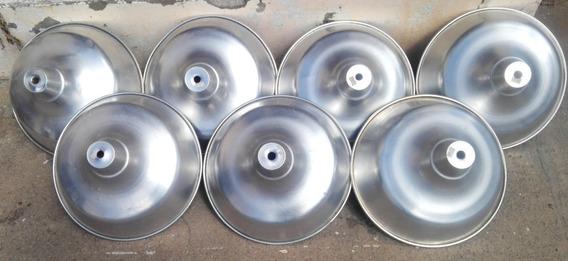 Lámparas De Aluminio Tipo Galponeras Nuevas Sin Uso