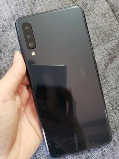 Samsung A7 2018 - Live Demo
