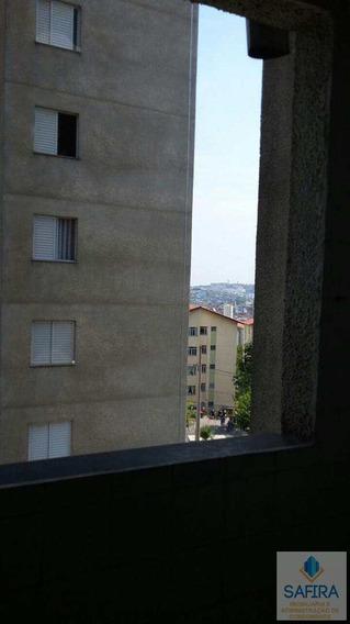 Apartamento Com 2 Dorms, Jardim São Miguel, Ferraz De Vasconcelos - R$ 212.000,00, 48m² - Codigo: 539 - V539