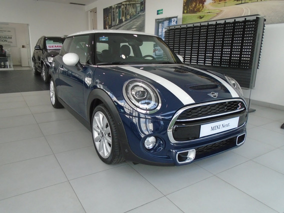 Mini Cooper S Hot Chili Aut. 2018 Demo
