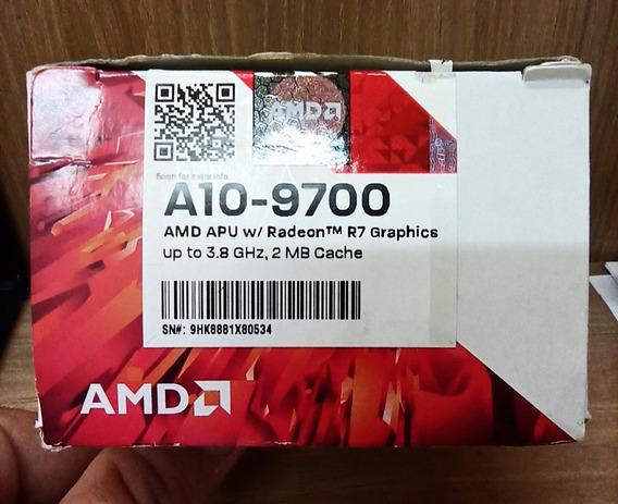 Processador Amd A10 9700