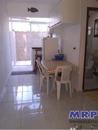 Ap00317 - Apartamento Em Ubatuba, A 200 Metros Da Praia Do Sapê, Com Escritura, Condomínio Fechado. - Ap00317 - 68684557